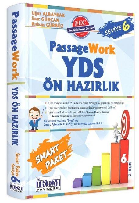 İrem Yayıncılık 2015 Passagework YDS Ön Hazırlık Seviye 6