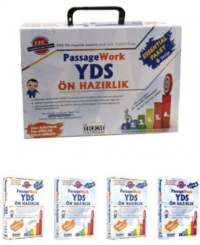 İrem Yayınları YDS 2015 Passagework Ön Hazırlık Essential Paket (1 2 3 4 5 6)