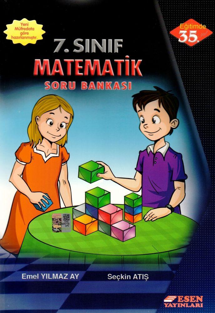 Esen 7. Sınıf Matematik Soru Bankası