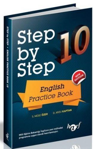 Harf Yayınları 10. Sınıf Step By Step English Practice Book