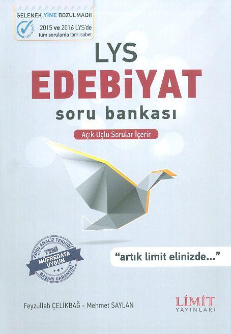 Limit Yayınları LYS Edebiyat Soru Bankası