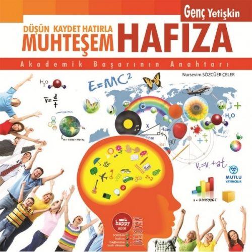 Mutlu Yayınları 4.Sınıf'tan Üniversiteye Sınavlara Yönelik Muhteşem Hafıza Genç Yetişkin