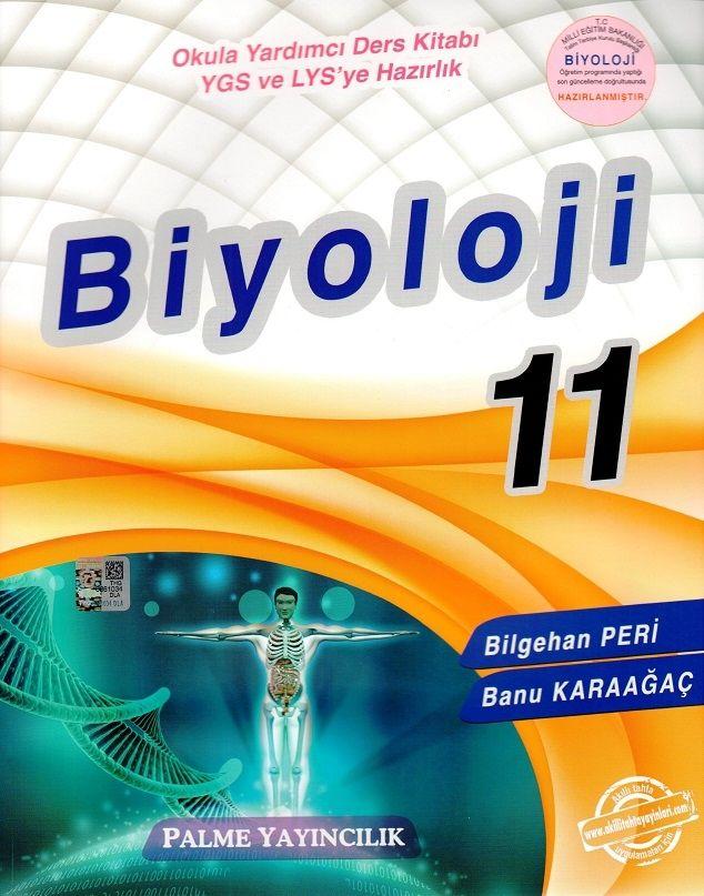 Palme 11. Sınıf Biyoloji Konu Anlatımlı