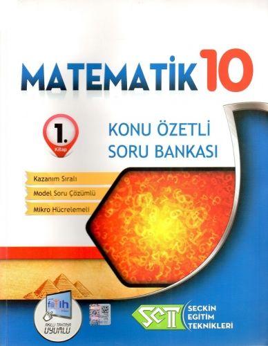 Set 10. Sınıf Matematik Konu Özetli Soru Bankası 1. Kitap