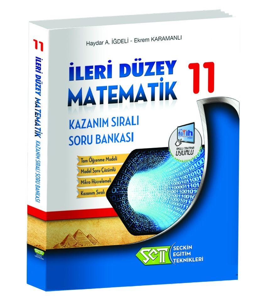 SET 11. Sınıf İleri Düzey Matematik Konu Özetli Soru Bankası