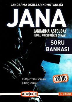 Arge Yayınları JANA 2016 Soru Bankası