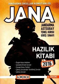 Arge Yayınları JANA 2016 Hazırlık Kitabı