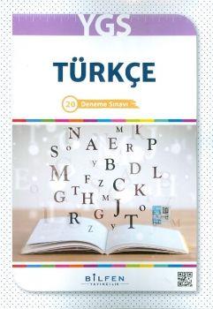 Bilfen YGS Türkçe 20 Deneme Sınavı