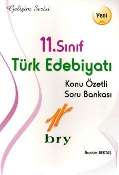 Birey Gelişim Serisi 11. Sınıf Türk Edebiyatı Konu Özetli Soru Bankası
