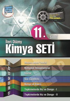 Çap Yayınları 11.Sınıf İleri Düzey Kimya Seti