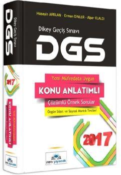 İrem Yayınları DGS 2017 Konu Anlatımlı