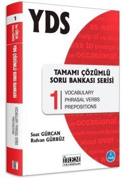 İrem Yayınları YDS Tamamı Çözümlü Soru Bankası Serisi 1