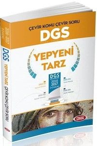 Data DGS 2016 Yepyeni Tarz Çevir Konu Çevir Soru