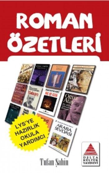 Delta Kültür LYS Roman Özetleri
