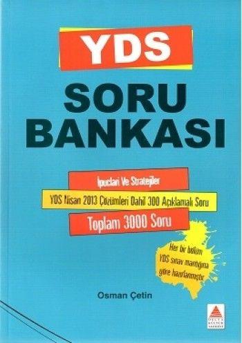 Delta Kültür YDS Soru Bankası
