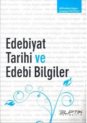 Eliptik Yayınları Edebiyat Tarihi ve Edebi Bilgiler
