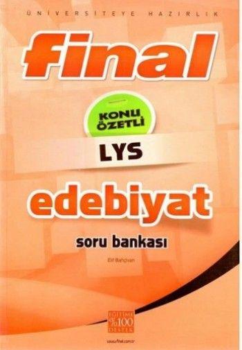 Final LYS Edebiyat Konu Özetli Soru Bankası