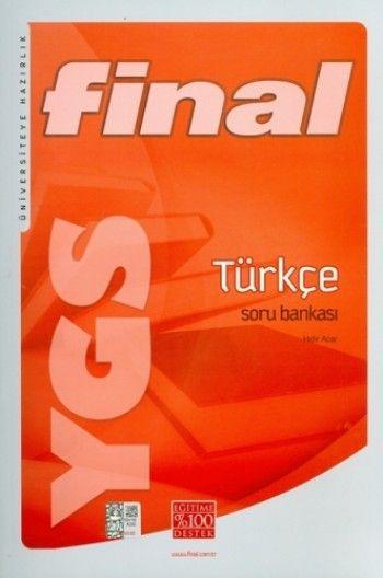 Final Yayınları YGS Türkçe Soru Bankası (Hıdır Acar)