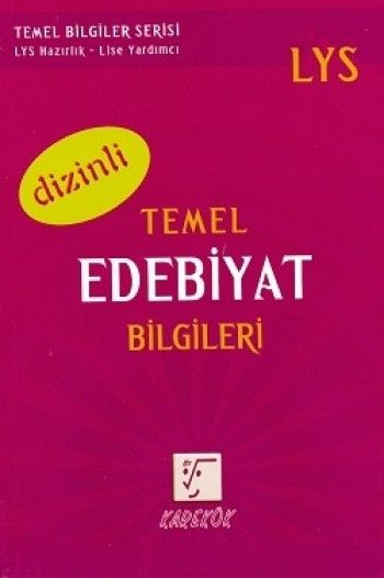 Karekök Lys Edebiyat Cep Kitabı