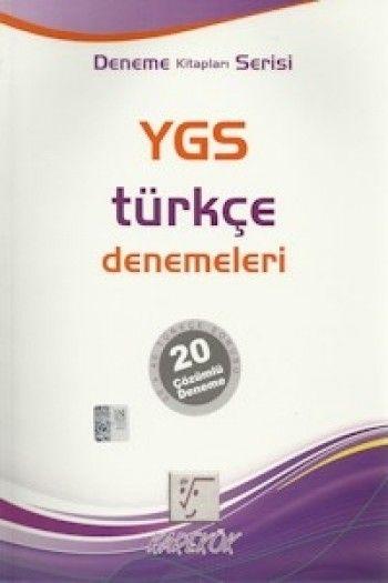 Karekök YGS Türkçe Denemeleri 20 Çözümlü Deneme