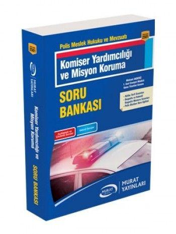 Murat Yayınları Polis Meslek Hukuku ve Mevzuatı Soru Bankası
