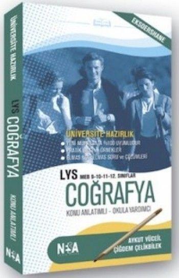 Nesa Yayınları LYS Coğrafya Konu Anlatımlı Cep Kitabı