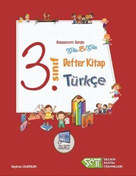 Seçkin Eğitim Teknikleri 3. Sınıf Gün Be Gün Defter Kitap Türkçe