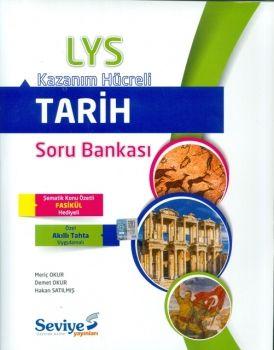 Seviye Yayınları LYS Tarih  Kazanım Hücreli Soru Bankası