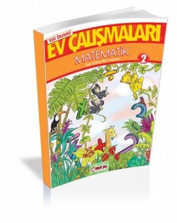 Top Yayınları Matematik 2. Sınıf  Veli Destekli Ev Çalışmaları