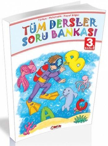 Top Yayınları Tümdersler 3. Sınıf Soru Bankası