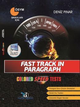 Yayın Denizi ÖSYM Sınavları için FAST TRACK IN PARAGRAPH