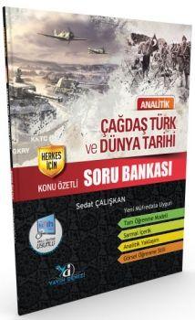 Yayın Denizi Herkes için Analitik Çağdaş Türk ve Dünya Tarihi Konu Özetli Soru Bankası