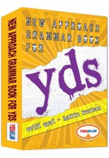Yediiklim YDS New Approach Grammar Book For YDS