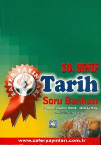 Zafer Yayınları 10. Sınıf Tarih Soru Bankası