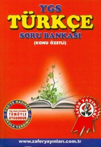 Zafer Yayınları YGS Türkçe Soru Bankası