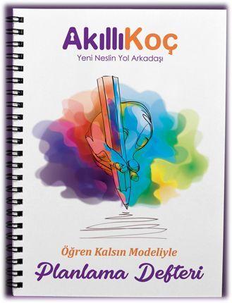 360 Eğitim Yayınları Akıllı Koç Planlama Defteri