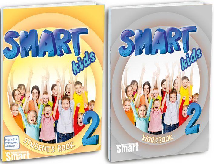 AFS Yayıncılık 2. Sınıf Smart Kids Students Book Workbook