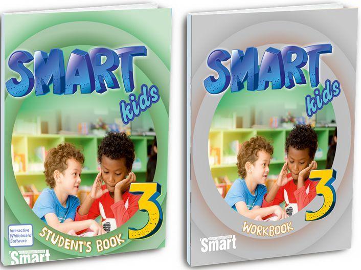 AFS Yayıncılık 3. Sınıf Smart Kids Students Book Workbook