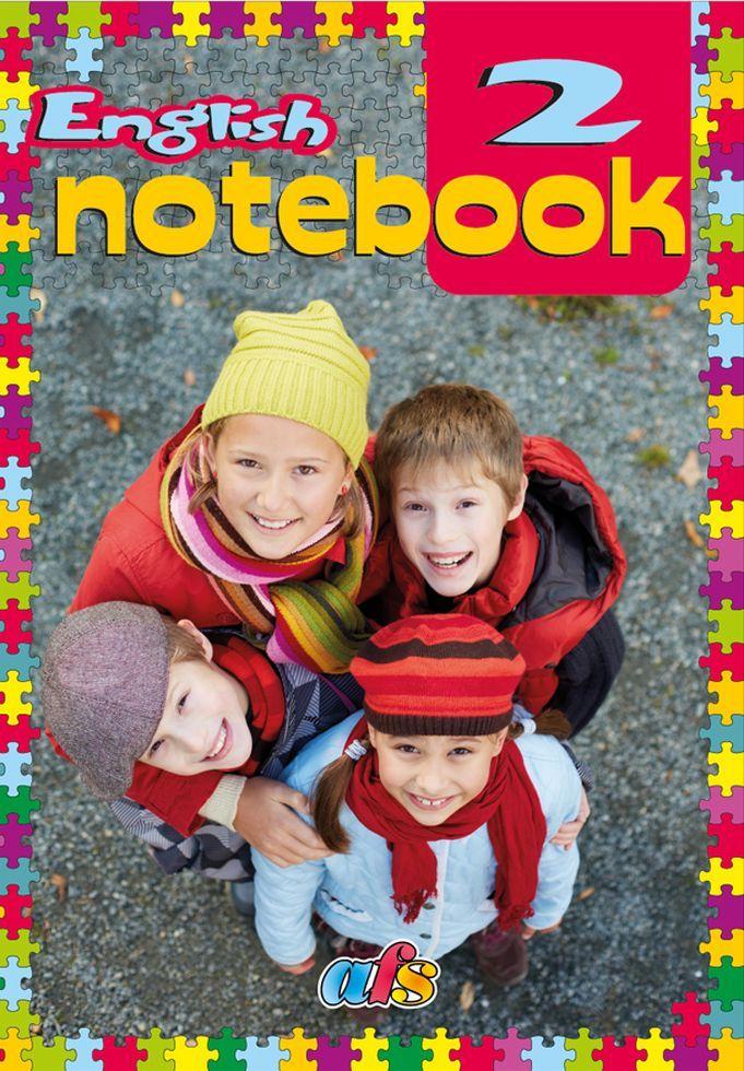 AFS Yayıncılık 2. Sınıf English Notebook