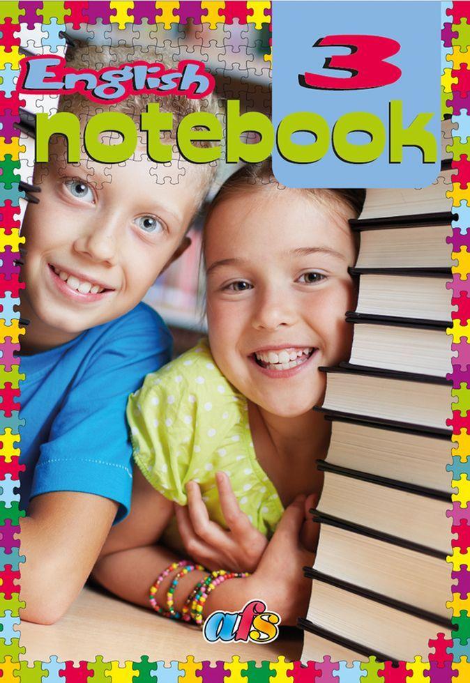 AFS Yayıncılık 3. Sınıf English Notebook