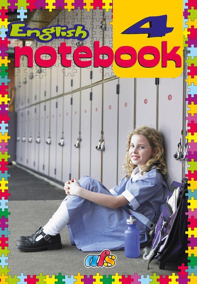 AFS Yayıncılık 4. Sınıf English Notebook