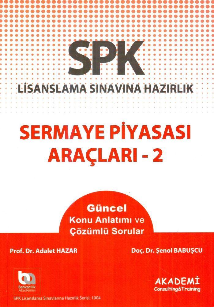 Akademi Eğitim SPF Sermaye PiyasasıAraçları2