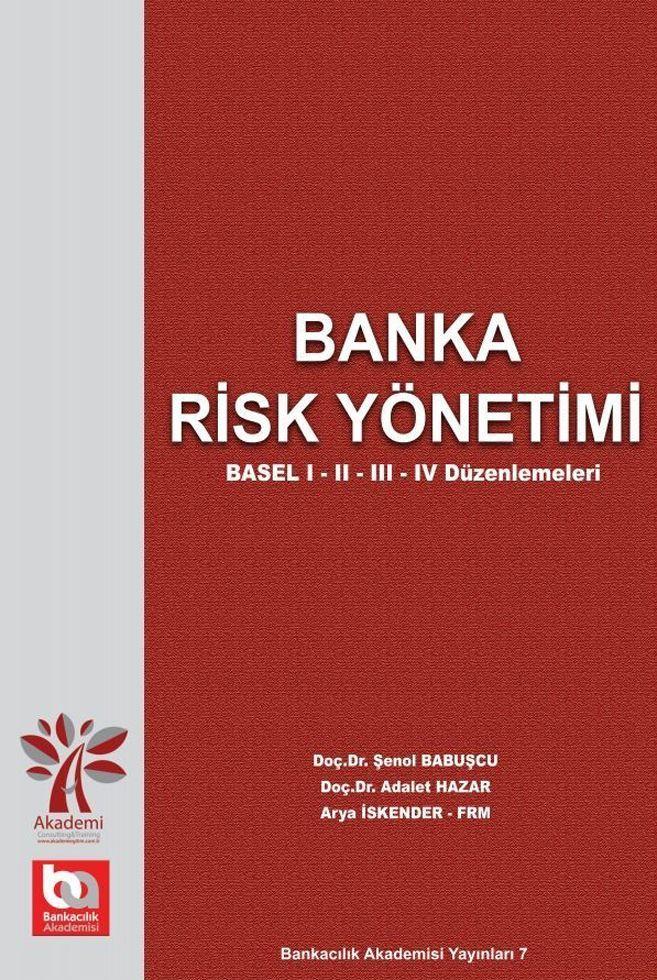 Akademi Yayınları Banka Risk Yönetimi