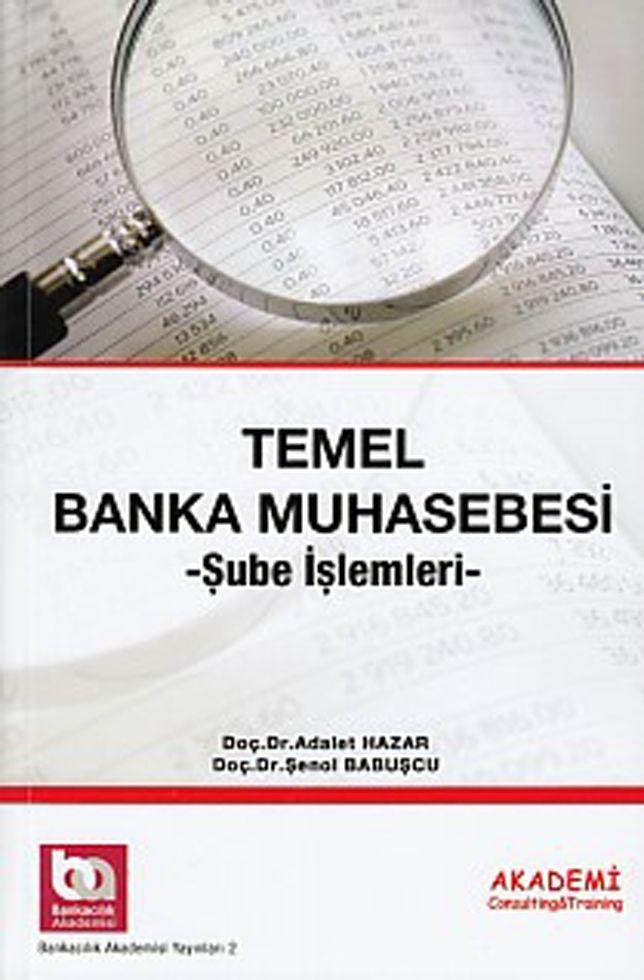 Akademi Yayınları Temel Banka Muhasebesi