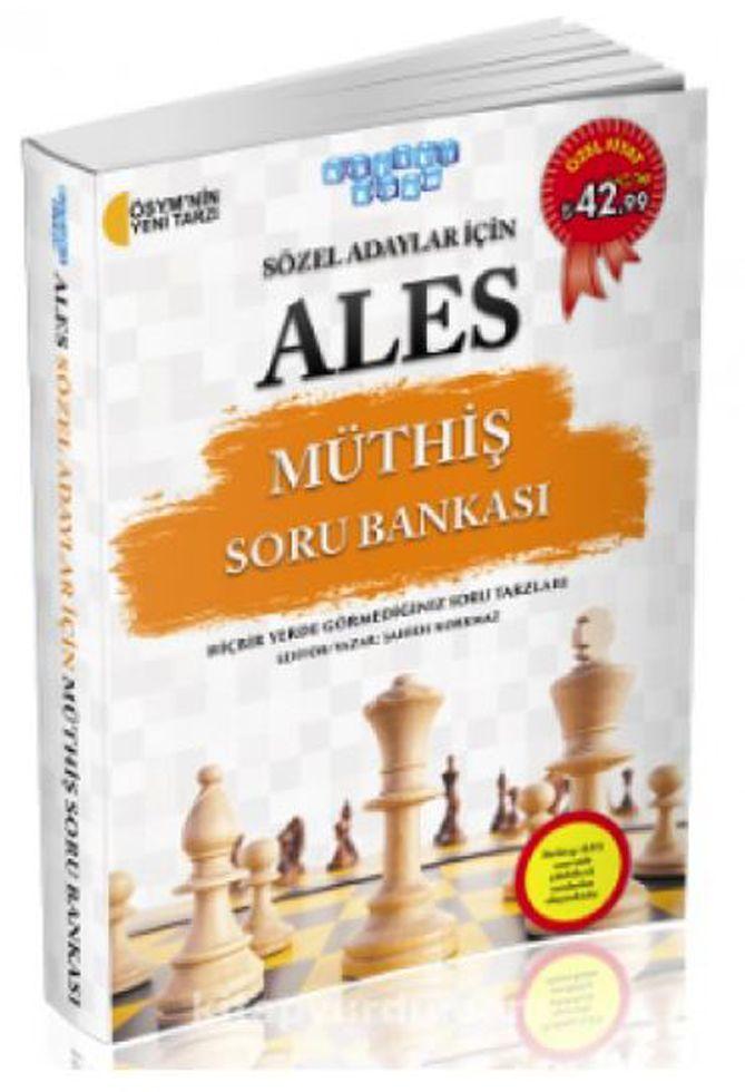 Akıllı Adam ALES Müthiş Sözel Adaylar İçin Soru Bankası