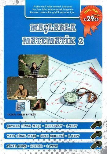 Akıllı Adam Maçlarla Matematik 2