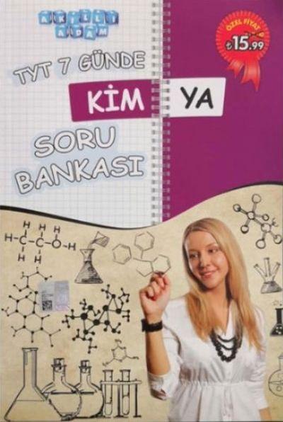Akıllı Adam TYT 7 Günde Kimya Soru Bankası
