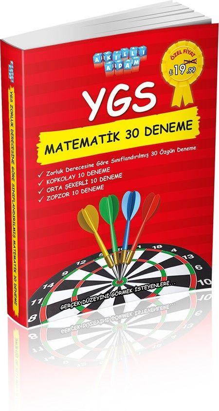 Akıllı Adam YGS Matematik 30 Deneme