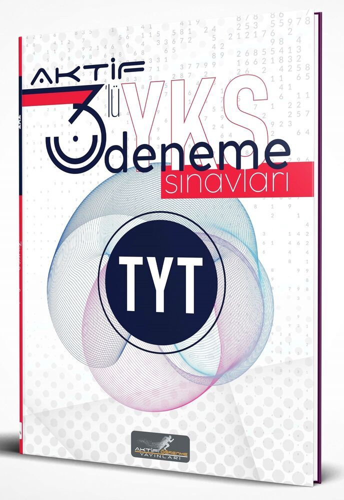 Aktif Öğrenme Yayınları TYT Aktif 3 lü Deneme Sınavları