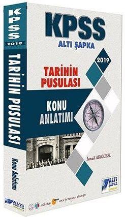 Altı Şapka Yayınları KPSS Tarihin Pusulası Konu Anlatımı